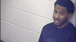 Jackson County Detention Center photo of Trey Songz. (Jackson County Detention Center via AP)