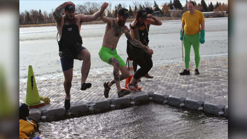 The 10th annual Polar Plunge in support of Special Olympics is back! We get a preview of this year's virtual event and find out how you can take part with your own plunge video!