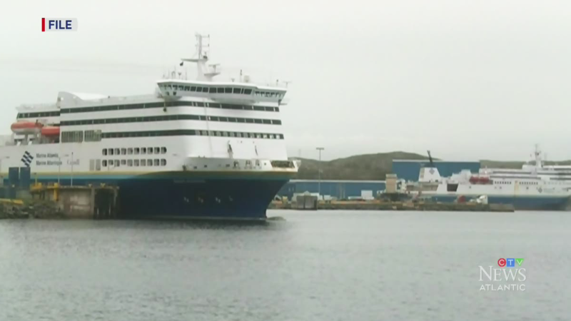 Marine Atlantic ferry returns to regular service