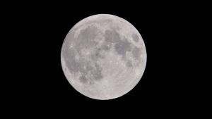 A full moon is seen in this file photo. (Peter de Vink/Pexels)