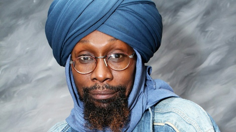 Imam Luqman Ameen Abdullah, imam of the Masjid Al-Haqq mosque in Detroit, was fatally shot after resisting arrest and firing at agents at a warehouse in Dearborn, Mich.,  on Wednesday, Oct. 28, 2009. (AP /Muslim Alliance of North America, Ron Foster Sharif, via The Detroit News)
