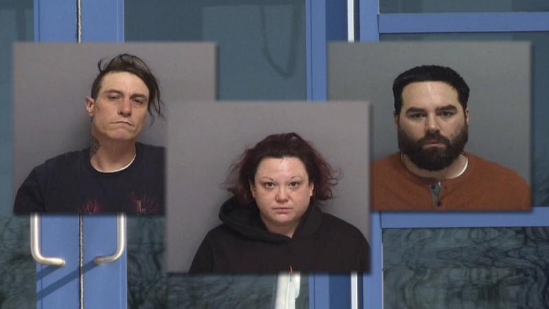 Woman dies from overdose, group charged after not helping