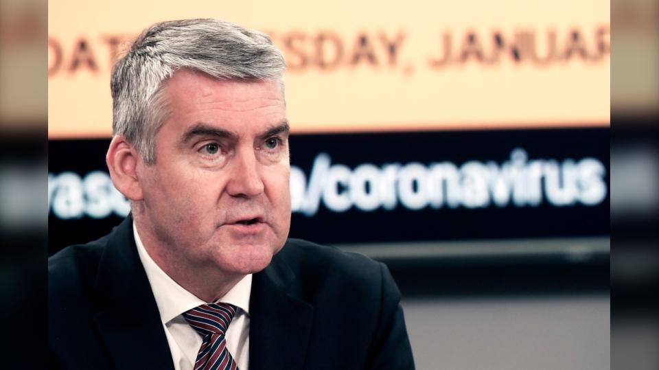 Premier Stephen McNeil