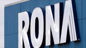 A Rona store sign is seen in this 2012 image from the Canadian Press. (THE CANADIAN PRESS/Andrew Vaughan)