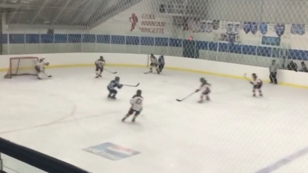 Parents who tried to live-stream hockey game quickly learn about rule that forbids it