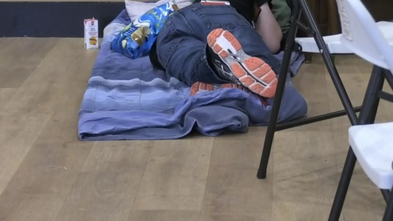 The Phoenix Learning Centre is where many who are homeless in Fredericton spend their days.
