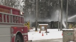 Fire destroys popular Stratford motel