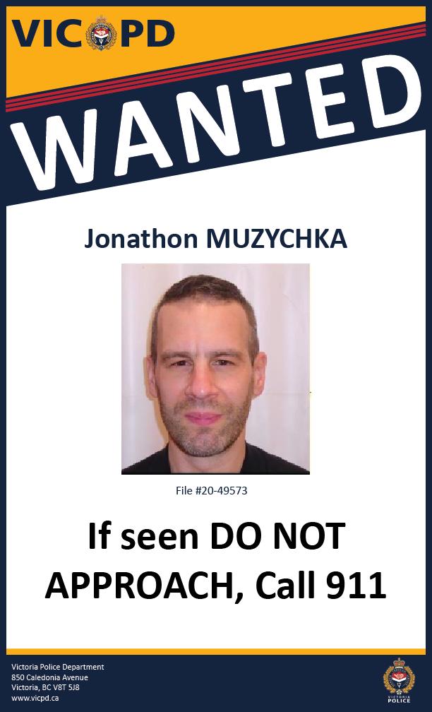 Jonathon Muzychka