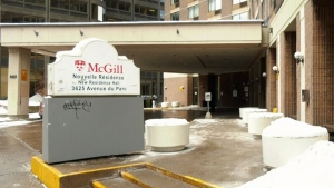 Students evicted at McGill