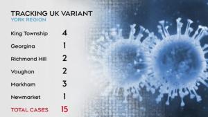 York UK Variant Concerns