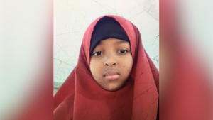 Halimo Halimsheikh-Marr, 11, was last seen in the area of 164A Avenue and 115 Street at 4:40 p.m. (EPS)
