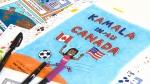 Kamala in Canada