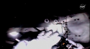 NASA spacewalk
