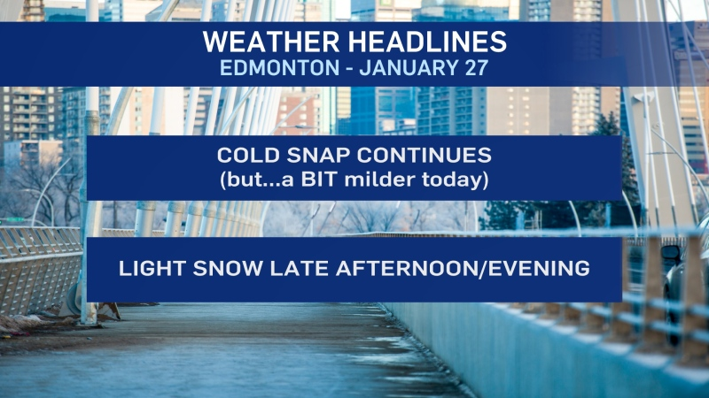 Jan. 27 morning headlines