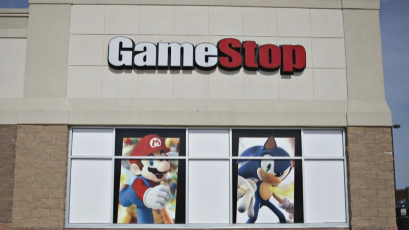 GameStop's stock price is skyrocketing - and it's