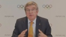 IOC plans to move forward with Olympic Games