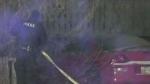 Pedestrian crash sends man to hospital