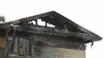 Evansburg home after fire, Jan 27