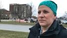 Dr. Wendy Kennette works as a palliative physician at Windsor Regional Hospital in Windsor, Ont. on Wednesday, Jan. 27 2020. (Michelle Maluske/CTV Windsor)