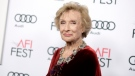 "Cloris Leachman attends the premiere of ""The Comedian"" during the 2016 AFI Fest on Nov. 11, 2016, in Los Angeles. (Richard Shotwell/Invision/AP, File)"