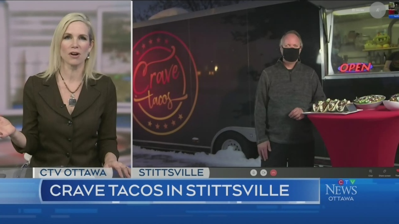 Five and Dine: Crave Tacos