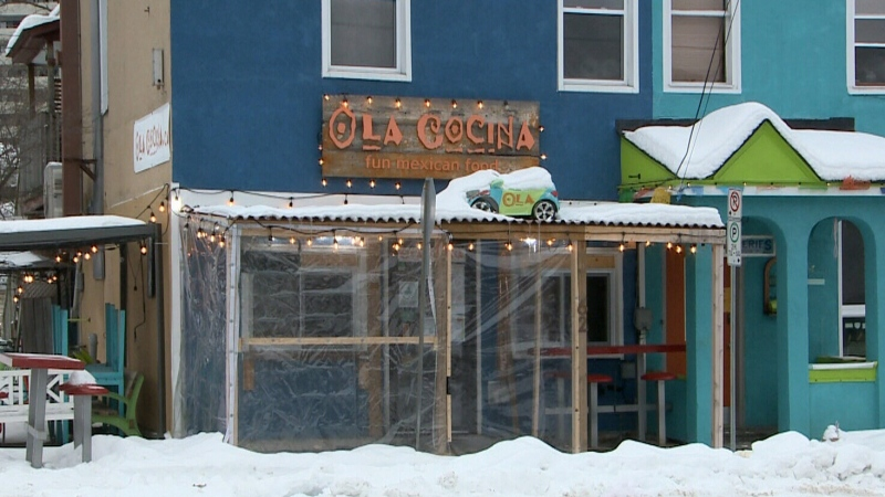 Rallying to help Ola Cocina