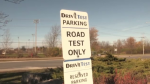 Wait continues for driving tests