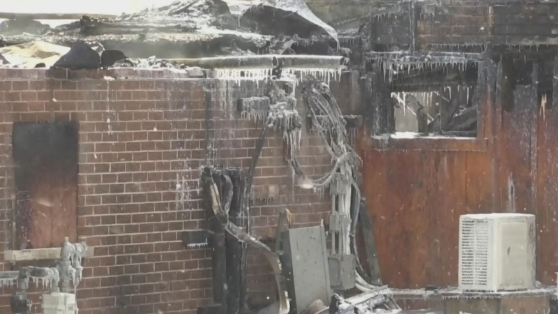 Investigation continues into motel fire