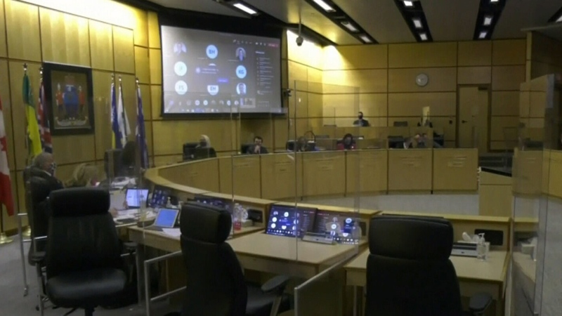 City Council hears delegates out