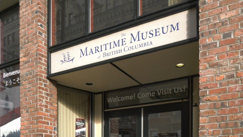 The Maritime Museum of BC, located in downtown Victoria, is hoping to raise $25,000 by the end of March: (CTV News)
