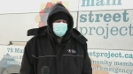 Pandemic adds challenges to those left in the cold