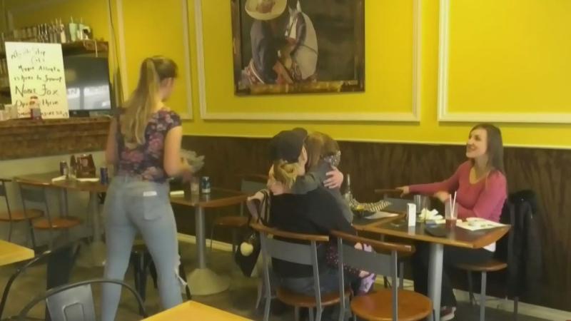 Restaurants openly violating restrictions