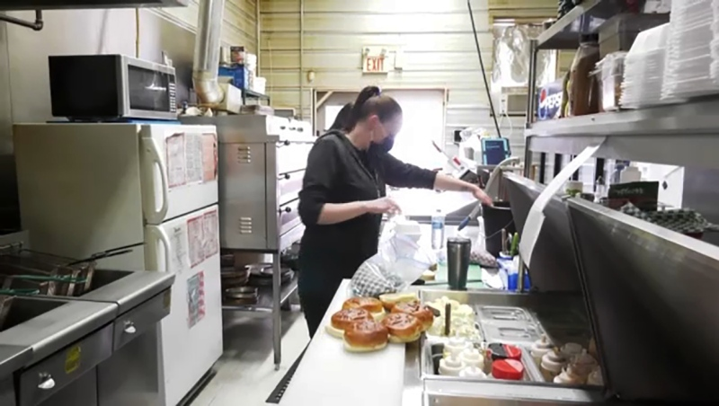 3 restaurants in Central Alberta defied public health orders and opened for in-room dining Wednesday, as more Alberta business owners say they won't follow health orders they believe to be inconsistent