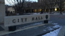 CTV News file image of Winnipeg City Hall. (Zachary Kitchen/CTV News)