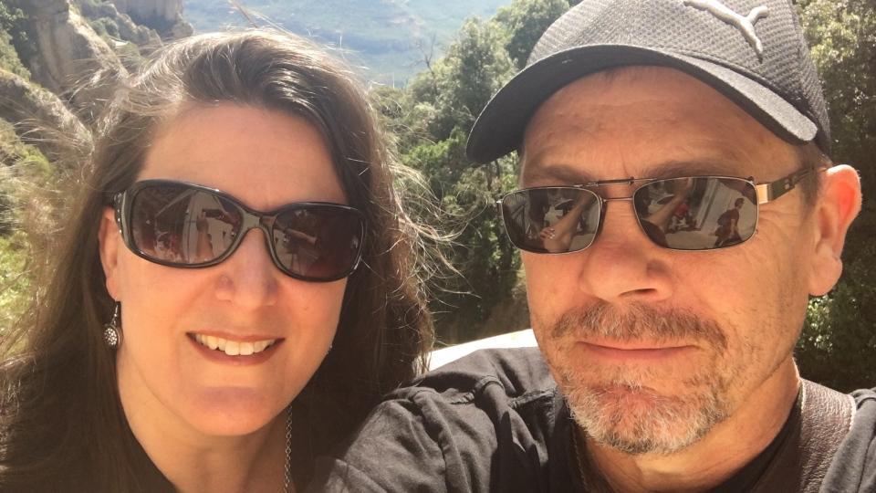 Chantal Renaud and David Lackey