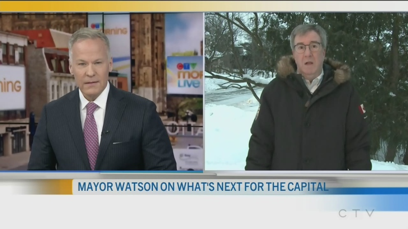 CTV Morning Live Watson Jan 28