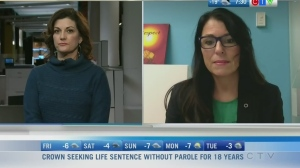 Bell Let's Talk Day is today and the CMHA receives a lot of support for its many mental health programs. Rachel Lagacé has more.