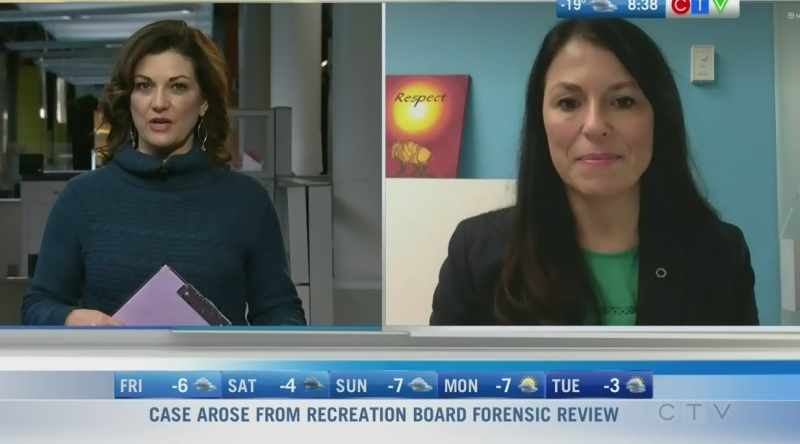 The CMHA's new 'Well Central' online course helps people with mental health issues. Rachel Lagacé has more.