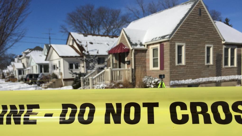 Devine Street homicide