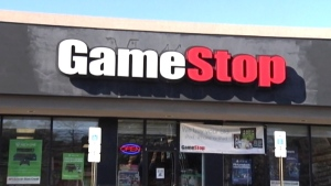 Gamestop down in stock saga
