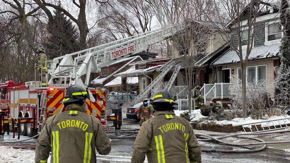 toronto fatal fire, east-end