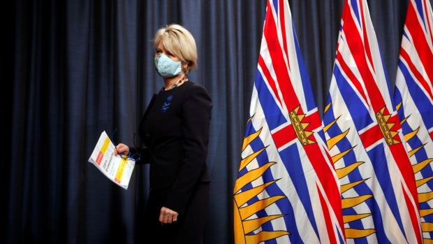 COVID-19 in B.C.: Case update covering 3 days' worth of data coming from officials