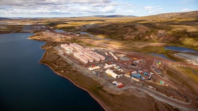 Mary River mine