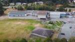 View Royal Elementary School is seen in this aerial photo from the school's website.