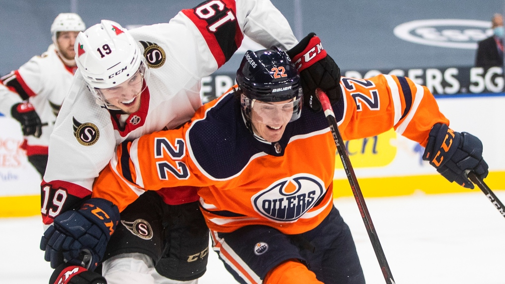 Draisaitl, McDavid combine for 11 points in barnburner vs. Senators