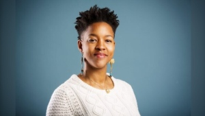 Annick Maugile Flavien is the co-chair of Concordia University's Task Force on Anti-Black Racism. (Photo: Concordia University)