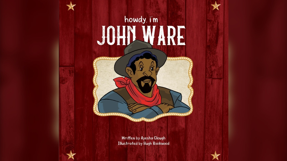 John Ware book
