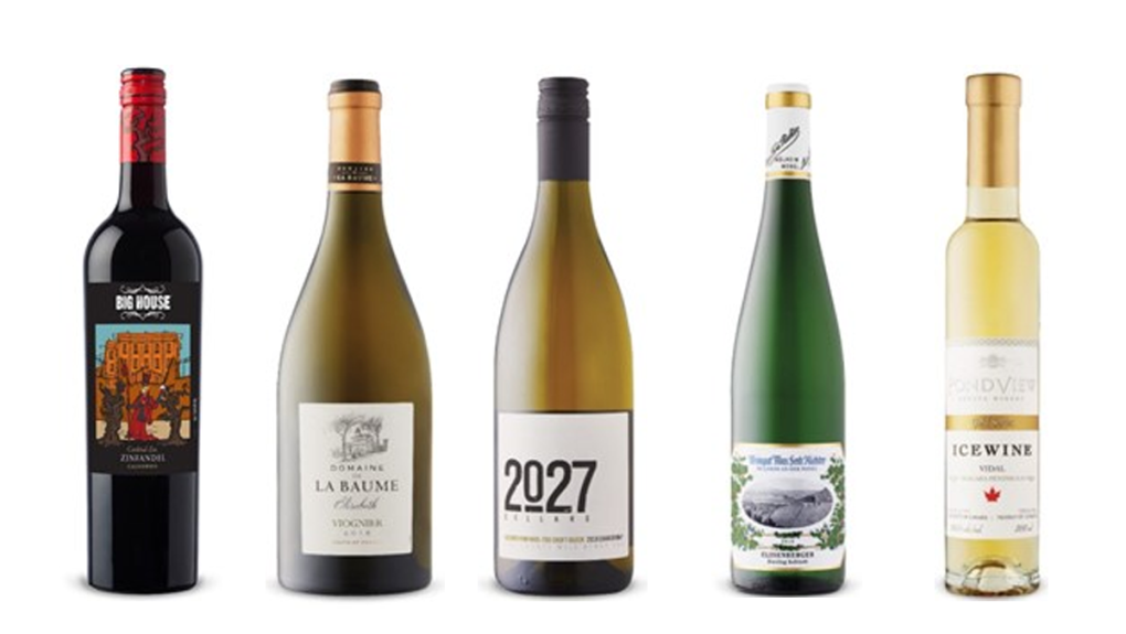 Natalie MacLean's Wines of the Week - Feb 1, 2021