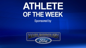 Athlete of the week Marlborough Ford