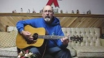 Leo Bouchard from Ramore sings 'Tennesee Flat Top Box,' by Roseanne Cash.